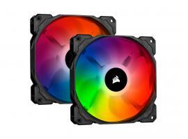Ανεμιστήρας Corsair iCUE SP140 Pro 140mm Dual Kit RGB (CO-9050096-WW)