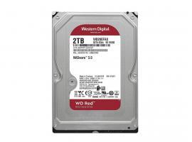Εσωτερικός Δίσκος HDD Western Digital 2TB 3.5-inch Red ( WD20EFAX)