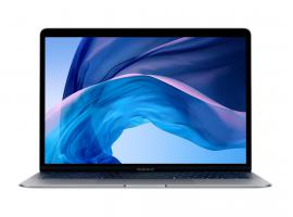 MacBook Apple Air 2020 1.1GHz DCore i3 13in/256GB Space Grey (MWTJ2GR/A)