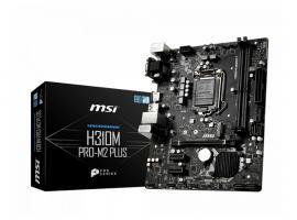 Μητρική MSI H310M PRO-M2 Plus (7C08-001R)