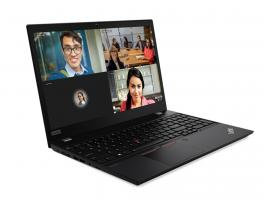 Laptop ThinkPad T15 Gen 1 15.6-inch  i5-10210U/8GB/256GB/W10P/2Y (20S6000SGM)
