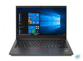 Laptop Lenovo ThinkPad E14 14-inch i7-1165G7/16GB/512GBSSD/Nvidia MX450/W10P/3Y NBD/Black (20TA0033GM)