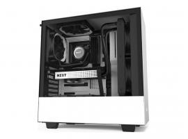 Κουτί NZXT H510 White (CA-H510B-W1)