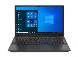 Laptop Lenovo ThinkPad E15 15.6-inch i5-1135G7/8GB/256GBSSD/GeForce MX450/W10P/3Y/Black (20TD002RGM)