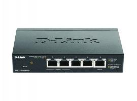 Switch D-Link DGS-1100-05PDV2 5-Port 10/100/1000 Mbps (DGS-1100-05PDV2)