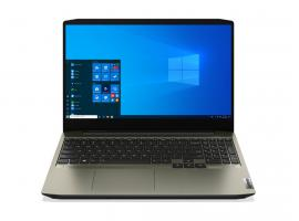 Laptop Lenovo IdeaPad Creator 5 15.6-inch i7-10750H/16GB/512GBSSD/GeForce GTX 1650 Ti/W10H/2Y/Dark Moss (82D4003PGM)