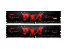 Μνήμη RAM G.Skill Aegis 8GB DDR4 2400MHz CL15 Kit (F4-2400C15D-8GIS)