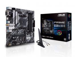 Μητρική Asus Prime B550M-A Wi-Fi (90MB14D0-M0EAY0)