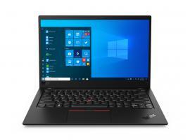 Laptop Lenovo ThinkPad X1 Carbon Gen 8 14-inch i7-10510U/16GB/1TBSSD/W10P/3Y/Black (20U9005BGM)