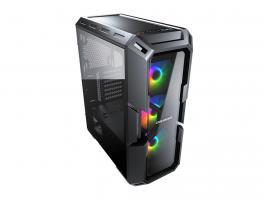 Κουτί Cougar MX440-G RGB Black (MX440-G RGB)