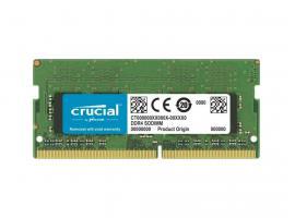 Μνήμη RAM Crucial 16GB DDR4 3200MHz SODIMM (CT16G4SFRA32A)