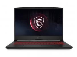 Gaming Laptop MSI Pulse GL66 11UEK 15.6-inch i7-11800H/16GB/1TB/GeForce RTX 3060/W10H/2Y/Titanium Gray (9S7-158124-096)