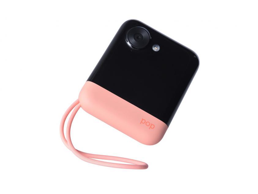 Instant Digital Camera Polaroid Pop Pink (POLPOP1PK)