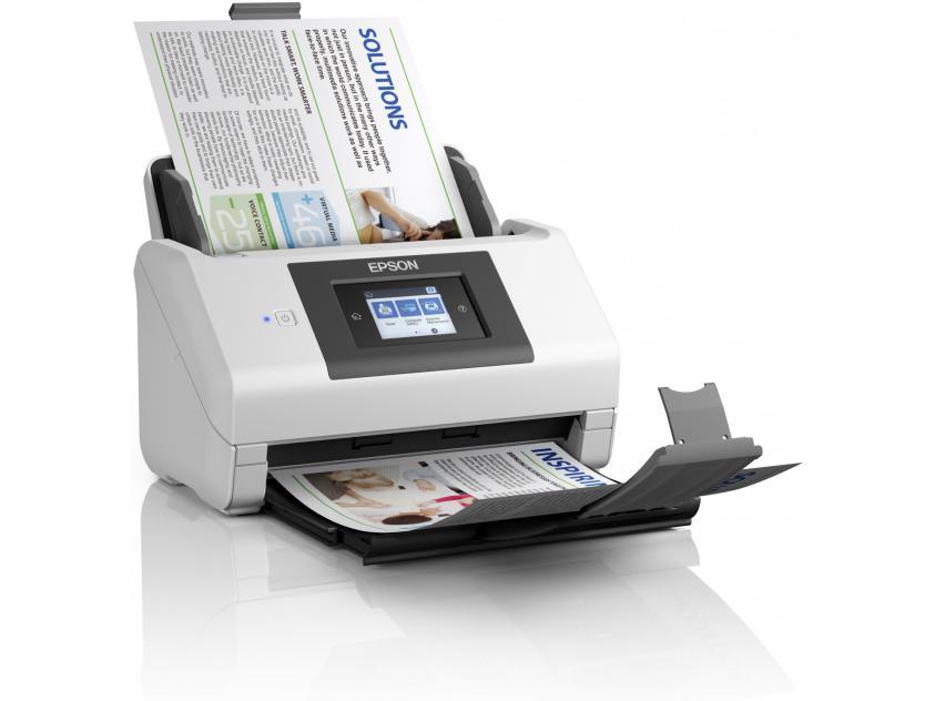 Scanner Epson Workforce DS-780N (B11B227401)