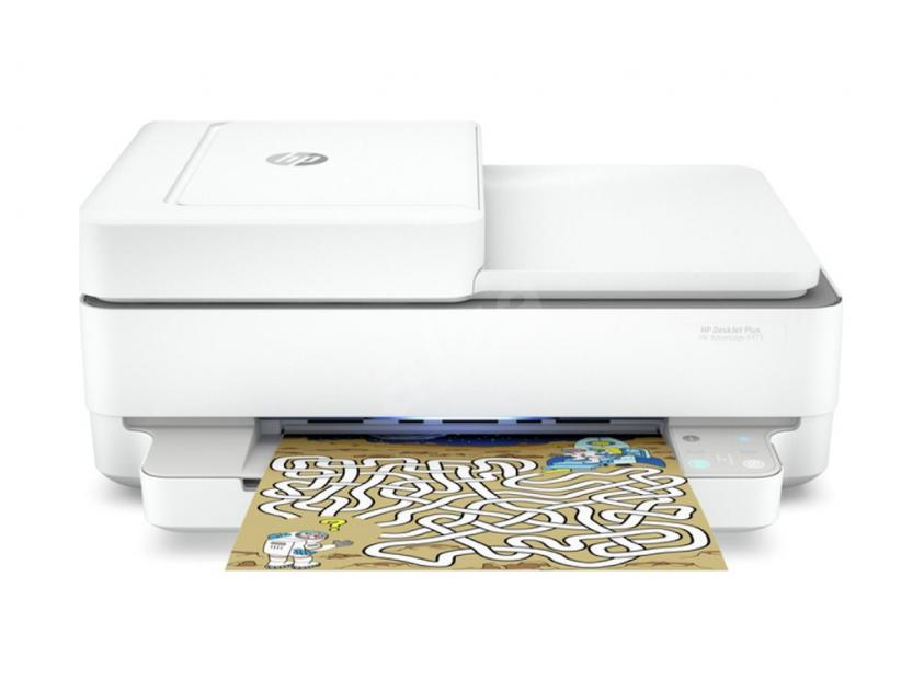 MFP HP DeskJet Plus Ink Advantage 6475 All-in-One (5SD78C)