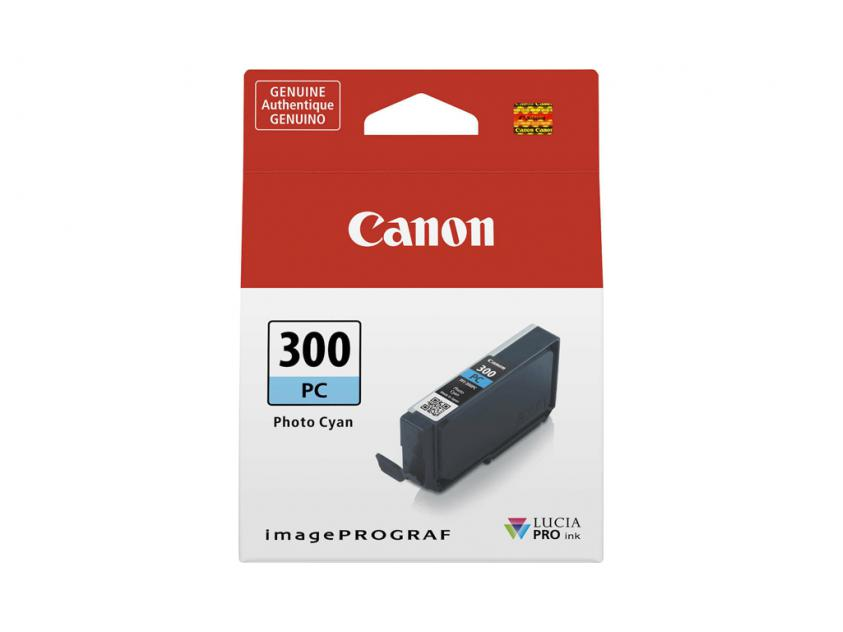 Ink Canon PFI-300PC Photo Cyan 14ml (4197C001)