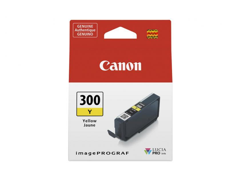 Ink Canon PFI-300Y Yellow 14ml (4196C001)