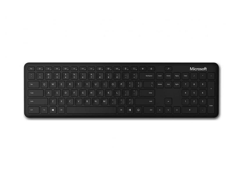 Keyboard Microsoft Bluetooth Black ENG Layout (QSZ-00026)