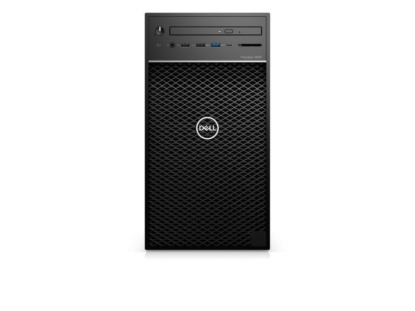 Workstation Desktop Dell Precision 3640 MT W-1270/32GB/512GBSSD+2TBHDD/W10P/5Y