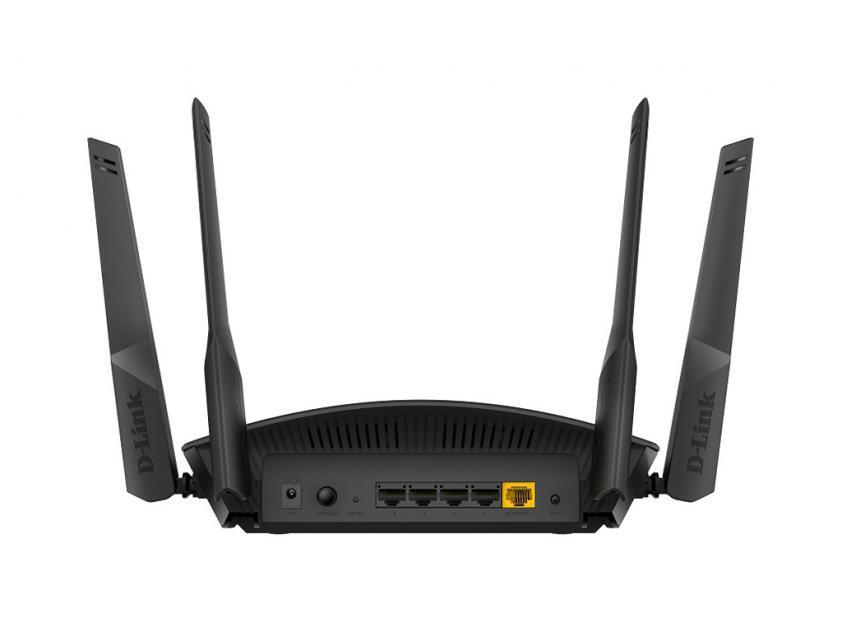 Router D-Link DIR-X1860 AX1800 Wi-Fi 6 Mesh (DIR-X1860)