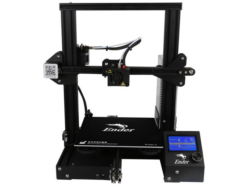 3D Printer Creality Ender 3 (C3DENDER3)