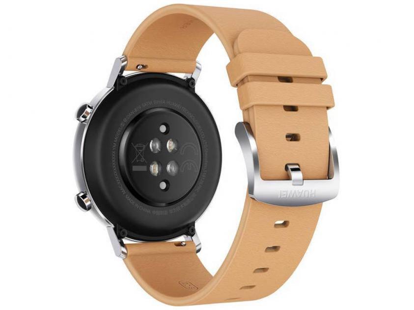 Smartwatch Huawei GT 2 Classic Edition 42mm Gravel Beige EU (DAN-B19BG)