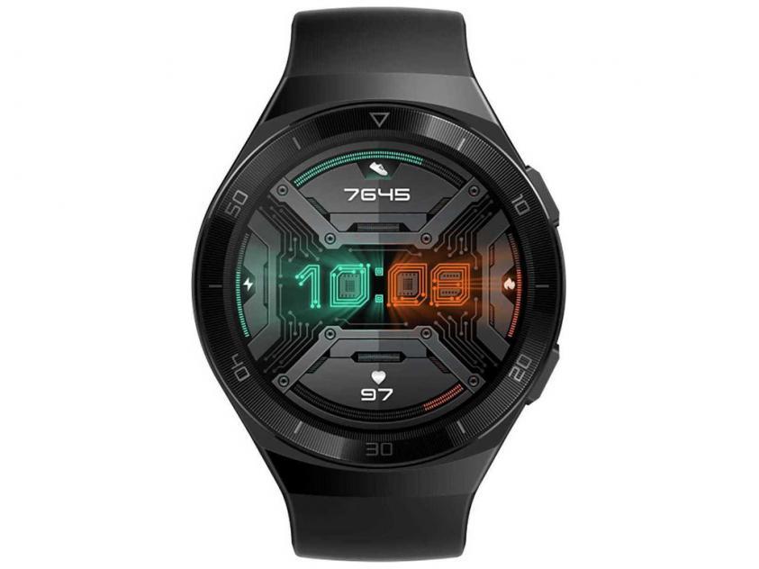 Smartwatch Huawei GT 2e 46mm Black EU (HBE-B19)