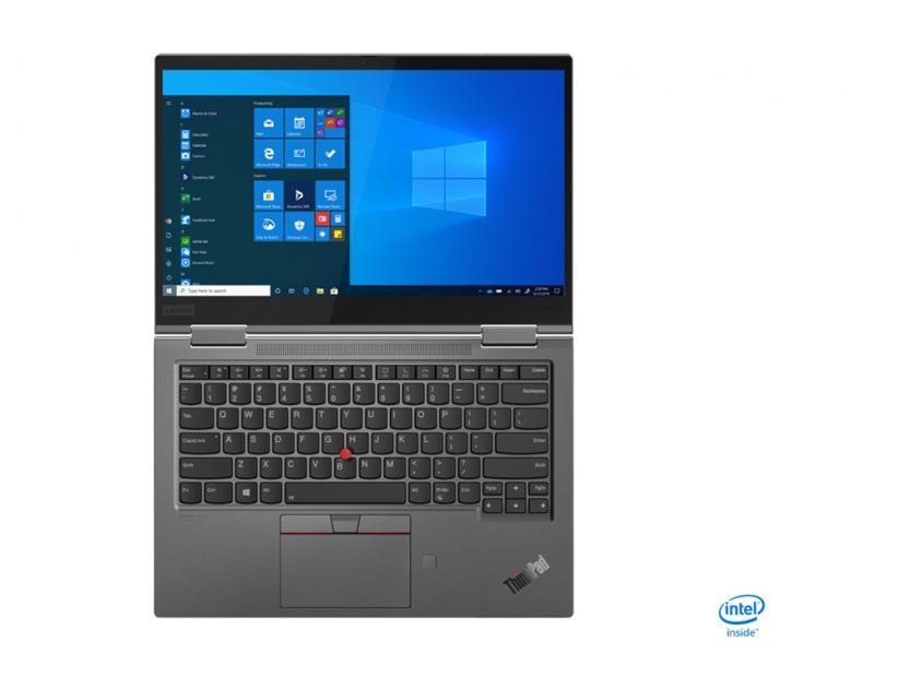 Laptop Lenovo ThinkPad X1 Yoga Gen 5 14-inch i5-10210U/16GB/256GBSSD/W10P/2Y (20UB002SGM)
