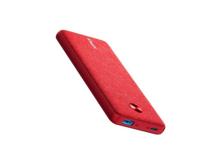 Powerbank Anker Powercore III Sense 10000mAh Red (A1231H91)