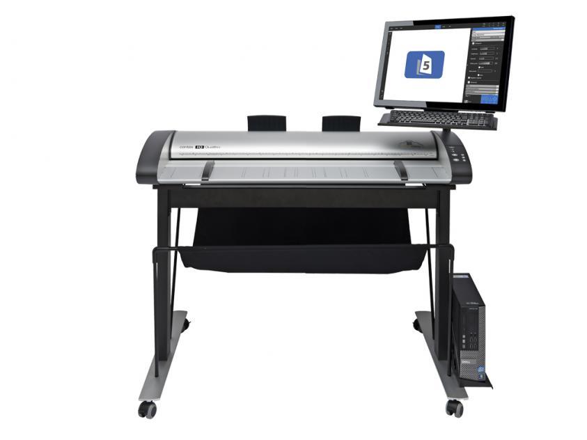Scanner Contex IQ Quattro X 4450 ScanStation PRO High Stand (5200D018046-5200D549-2200H007B06)