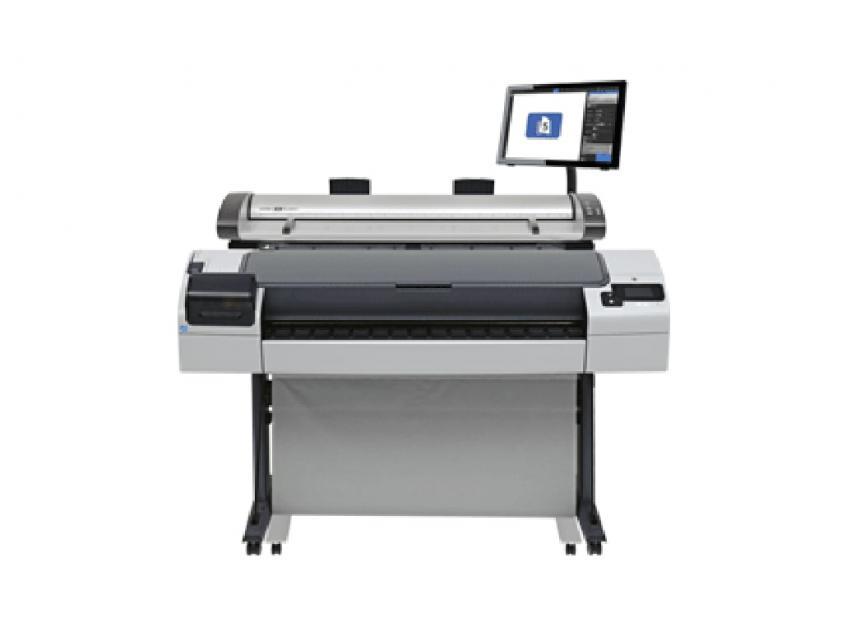 Scanner Contex IQ Quattro X 44 MFP Repro High Stand (5200D018B02)