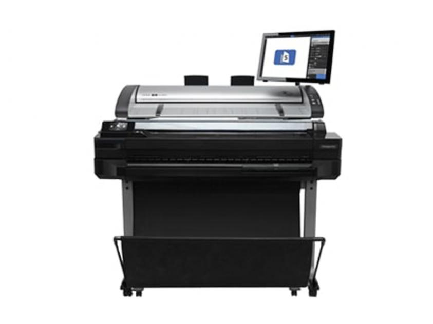 Scanner Contex IQ Quattro X 36 MFP Repro Low Stand (5200D019B03)