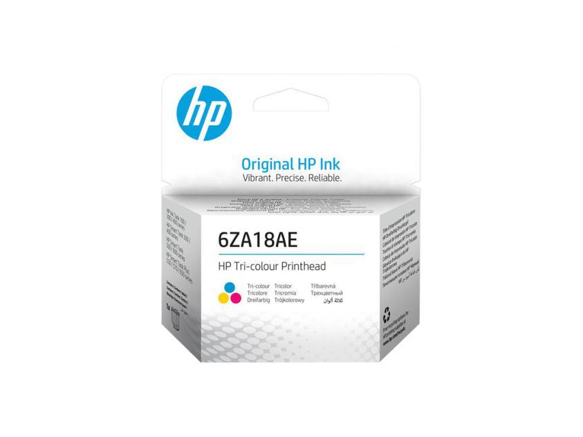 Ink HP 6ZA18AE Printhead Tri-Colour (6ZA18AE)
