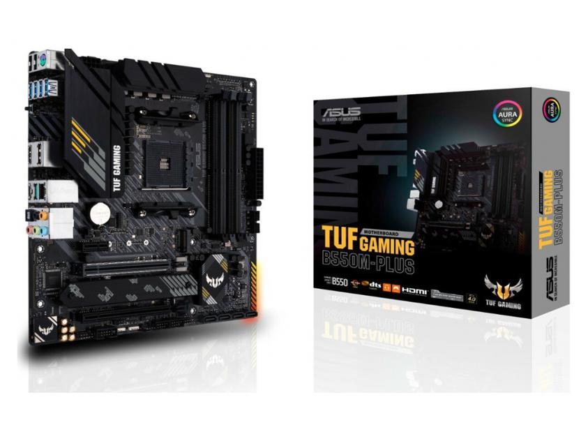 Motherboard Asus B550M-PLUS TUF Gaming (90MB14A0-M0EAY0)