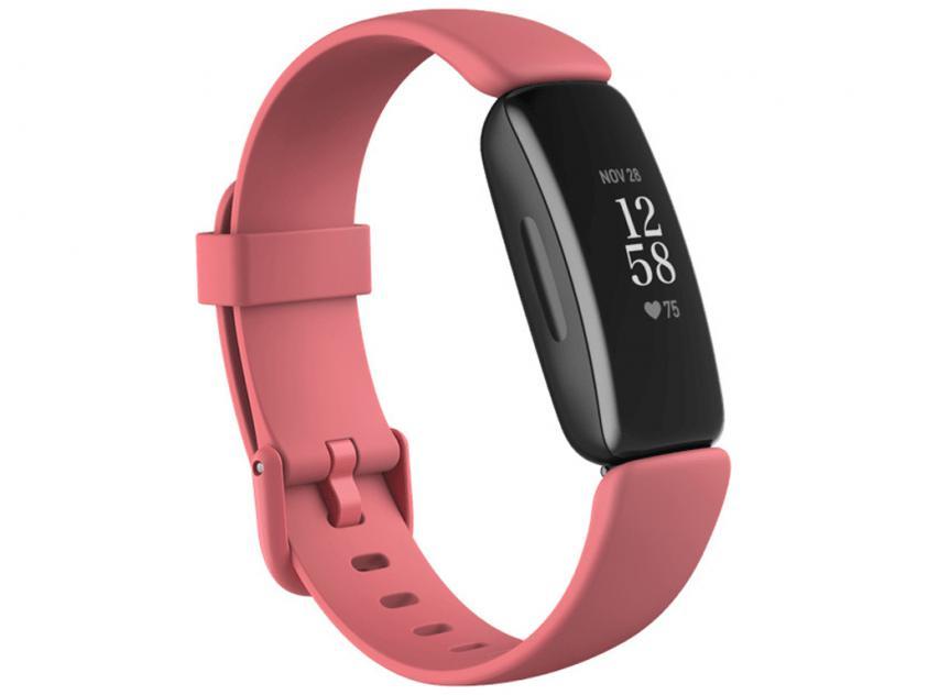 Activity Tracker Fitbit Inspire 2 Rose/Black (FB418BKCR)