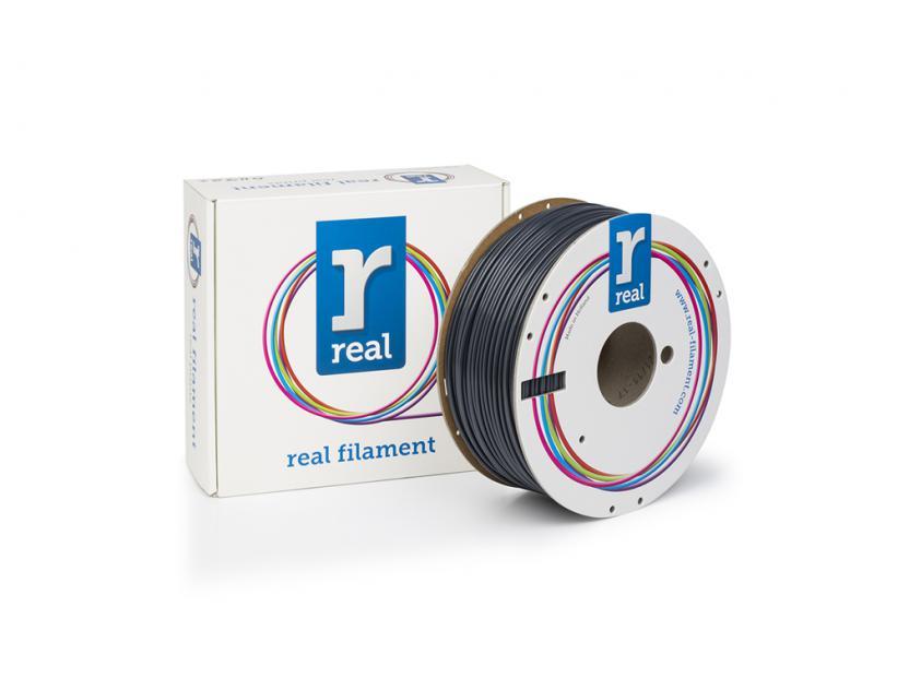 3D Printer Filament Real ABS 1.75mm Spool of 1Kg Gray (NLABSGRAY1000MM175)