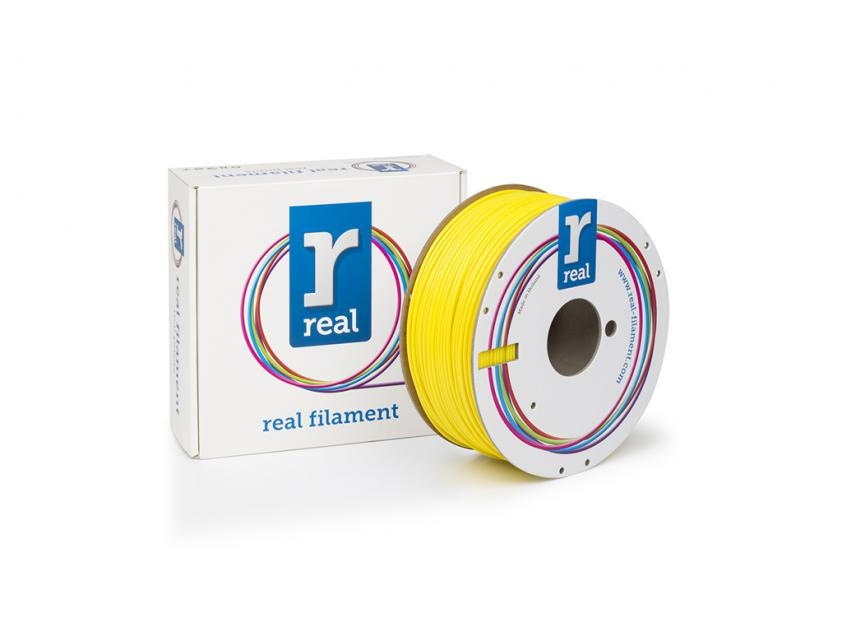 3D Printer Filament Real ABS 2.85mm Spool of 1Kg Yellow (NLABSYELLOW1000MM3)