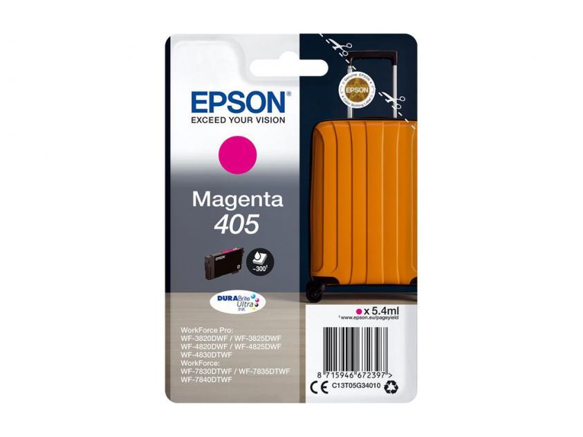 Ink Epson 405 Magenta 300Pgs (C13T05G34010)