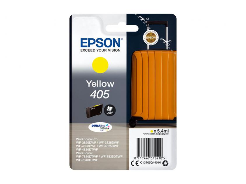 Ink Epson 405 Yellow 300Pgs (C13T05G44010)