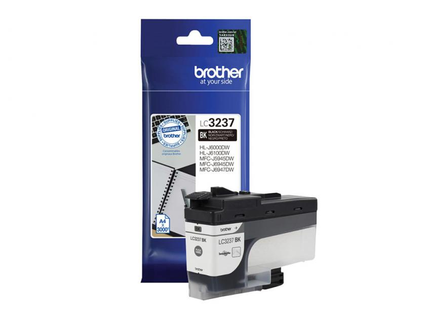 Ink Brother LC-3237BK Black 3000Pgs (LC-3237BK)