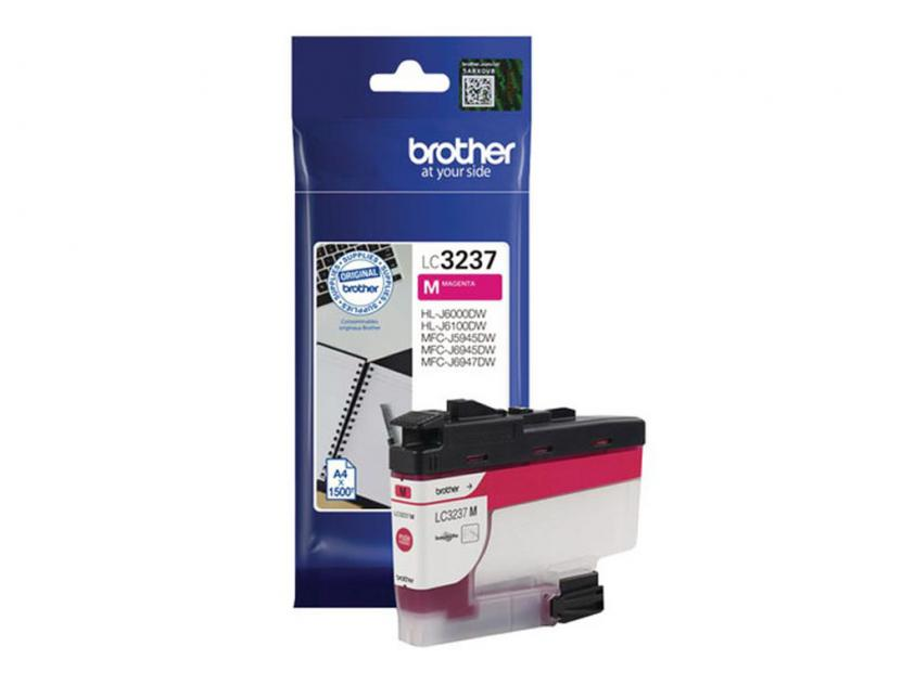 Ink Brother LC-3237M Magenta 1500Pgs (LC-3237M)