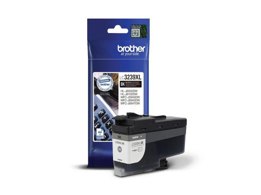 Ink Brother LC-3239XLBK Black 6000Pgs (LC-3239XLBK)