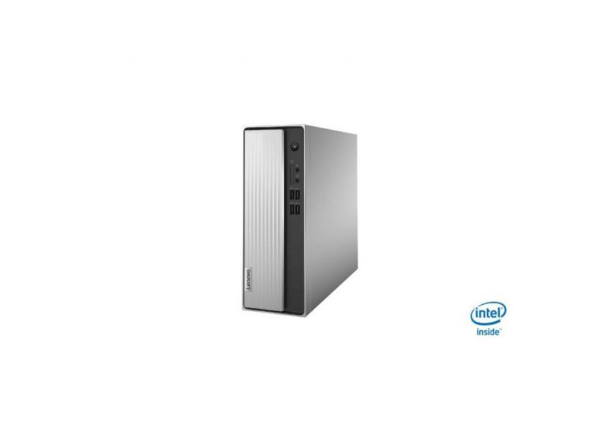 Desktop Lenovo IdeaCentre 3 i5-10400/8GB/1TBHDD+128GBSSD/W10H/2Y (90NB005QGM)