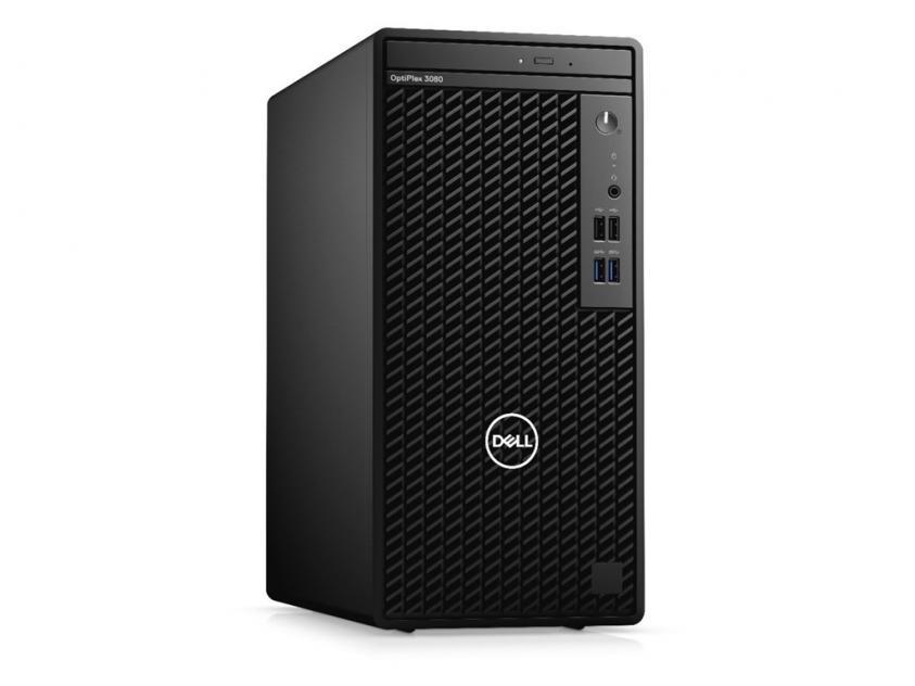 Desktop Dell OptiPlex 3080 MT i5-10500/8GB/512GBSSD/W10P/5Y