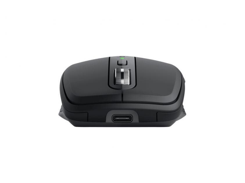 Mouse Logitech MX Anywhere 3 Graphite Wireless Black (910-005988)