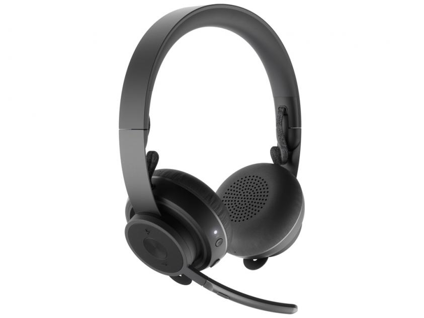 Headset Logitech Zone Wireless (981-000854)