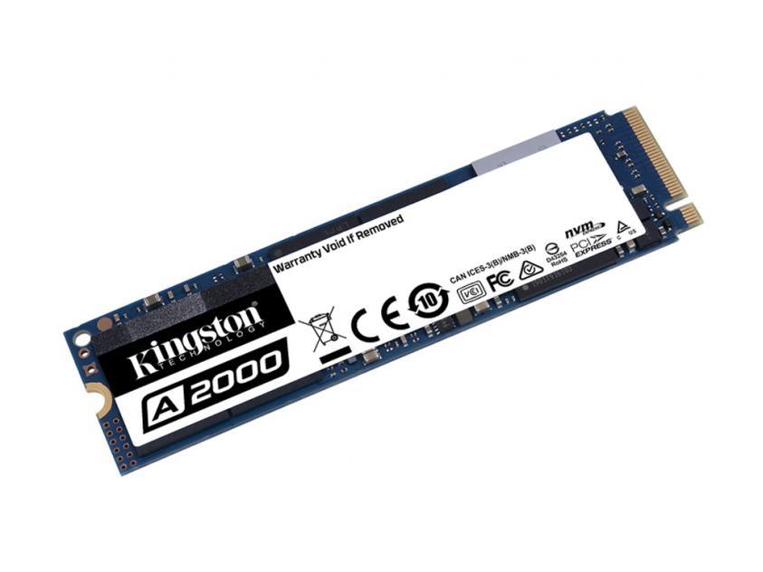 Internal SSD Kingston A2000 500GB M.2 (SA2000M8/500G)