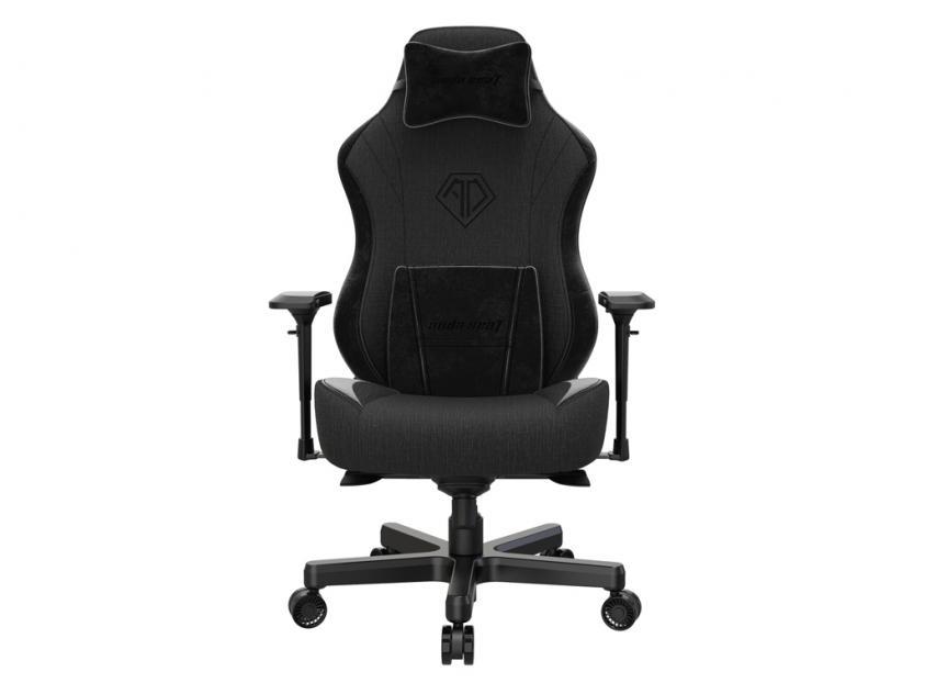 Gaming Chair Anda Seat AD18 T-Pro Black (AD18-02-B-F)