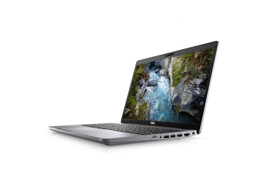 Workstation Laptop Dell Precision 3550 15.6 inch i7-10510U/16GB/512GBSSD/Quadro P520/W10P/3Y