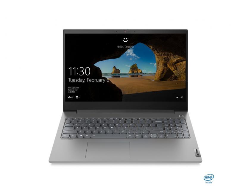 Laptop Lenovo ThinkBook 15P-IMH 15-inch i7-10750H/16GB/512GBSSD/GeForce GTX 1650Ti/W10P/2Y (20V30009GM)